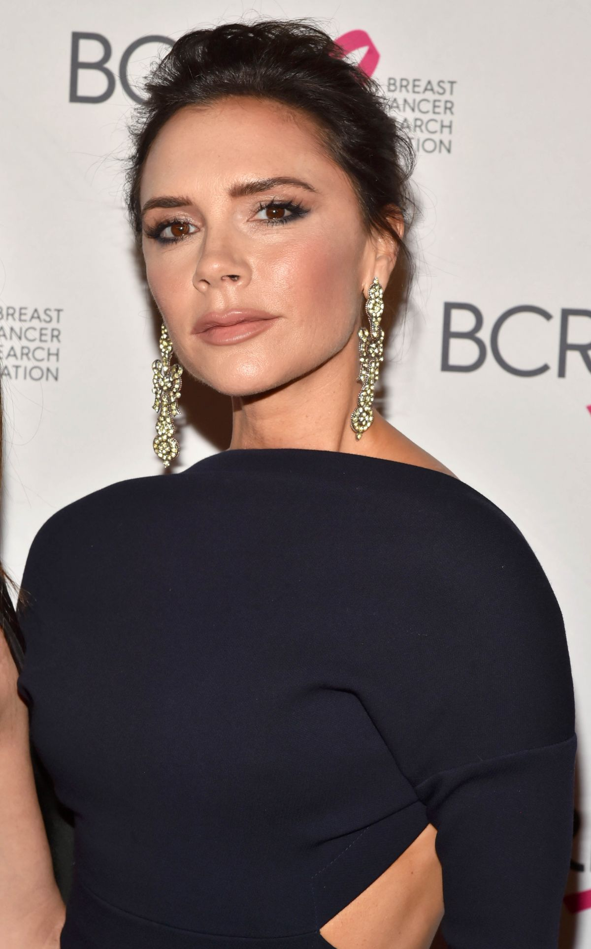 VICTORIA BECKHAM at The Hot Pink Party in New York 05/12 ...