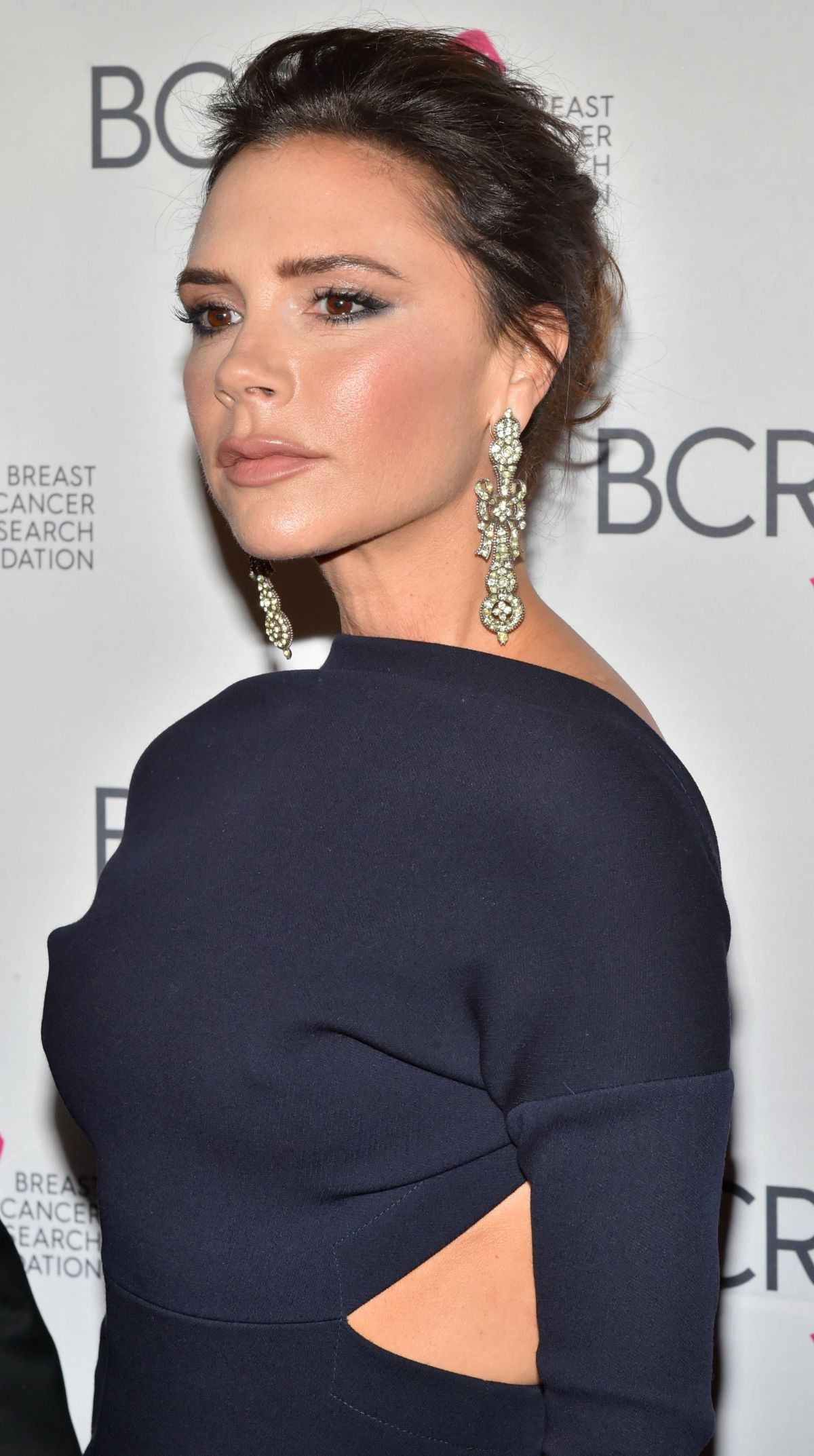 VICTORIA BECKHAM at The Hot Pink Party in New York 05/12 ... Victoria Beckham