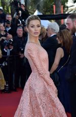 VICTORIA BONYA at Ismael's Ghosts Screening and Opening Gala at 70th Annual Cannes Film Festival 05/17/2017