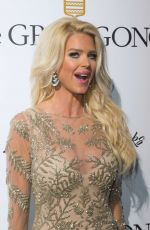 VICTORIA SILVSTEDT at De Grisogono Party at Cannes Film Festival 05/23/2017