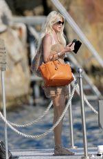 VICTORIA SILVSTEDT Leaves at Hotel Du Cap Eden Roc in Antibes 05/28/2017