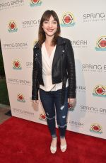 VIOLETT BEANE at City Year Los Angeles Spring Break in Los Angeles 05/06/2017