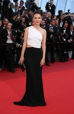 VIRGINIE LEDOYEN at Anniversary Soiree at 70th Annual Cannes Film Festival 05/23/2017