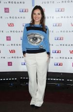 VIRGINIE LEDOYEN at Just One Look Photocall in Paris 05/11/2017