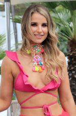 VOGUE WILLIAMS and Spencer Matthews Out in Marbella 05/05/2017