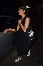 WALLIS DAY Leaves Oliver Proudlocks Party in London 05/11/2017
