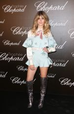 WINNIE WILLIAMS at Chopard Trophy Event in Cannes 05/22/2017