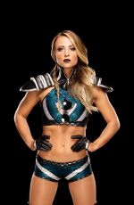 WWE - New Emma Profile Pictures