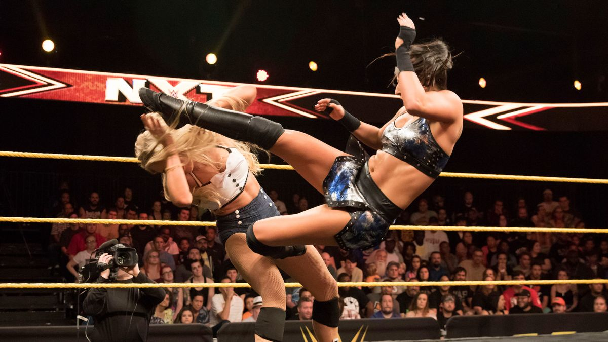 WWE - NXT Digitals 05/17/2017