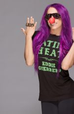 WWE Superstars Celebrate Red Nose Day
