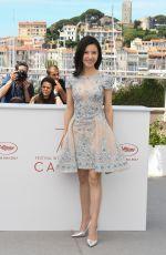 YANG ZISHAN at Walking Past the Future Photocall at 2017 Cannes FIlm Festival 05/21/2017
