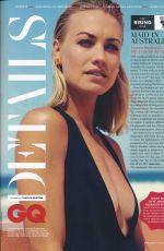 YVONNE STRAHOVSKI in GQ Magazine, UK May 2017