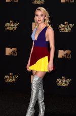 ZARA LARSSON at 2017 MTV Movie & TV Awards in Los Angeles 05/07/2017