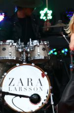 ZARA LARSSON Performs at MTV Movie & TV Awards 2017 in Los Angeles 05/07/2017
