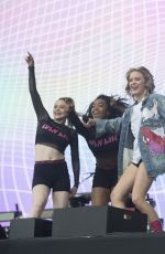 ZARA LARSSON Performs at Radio 1