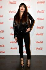ZARA MARTIN at Coca-Cola Summer Party in London 05/10/2017