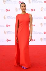 ZAWE ASHTON at 2017 British Academy Television Awards in London 05/14/2017
