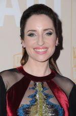 ZOE LISTER-JONES at Band Aid Premiere in Los Angeles 05/30/2017