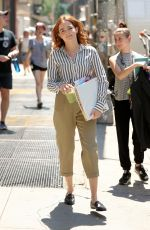 ZOEY DEUTCH Out in New York 05/18/2017