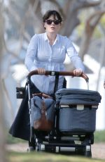 ZOOEY DESCHANEL Out and About in Los Angeles 05/09/2017