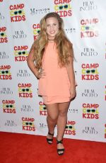 ABIGAIL DUHON at Camp Cool Kids Premiere in Universal City 06/21/2017