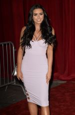 ABIGAIL RATCHFORD at 2017 Maxim Hot 100 Party in Los Angeles 06/24/2017