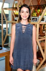 ADELAIDE KANE at N:Philanthropy Give Back Garden Party in Los Angeles 06/28/2017