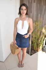 ADELAIDE KANE at Reef Kicks Off Summer with a Hollywood Hills Escape in Los Angeles 06/24/2017