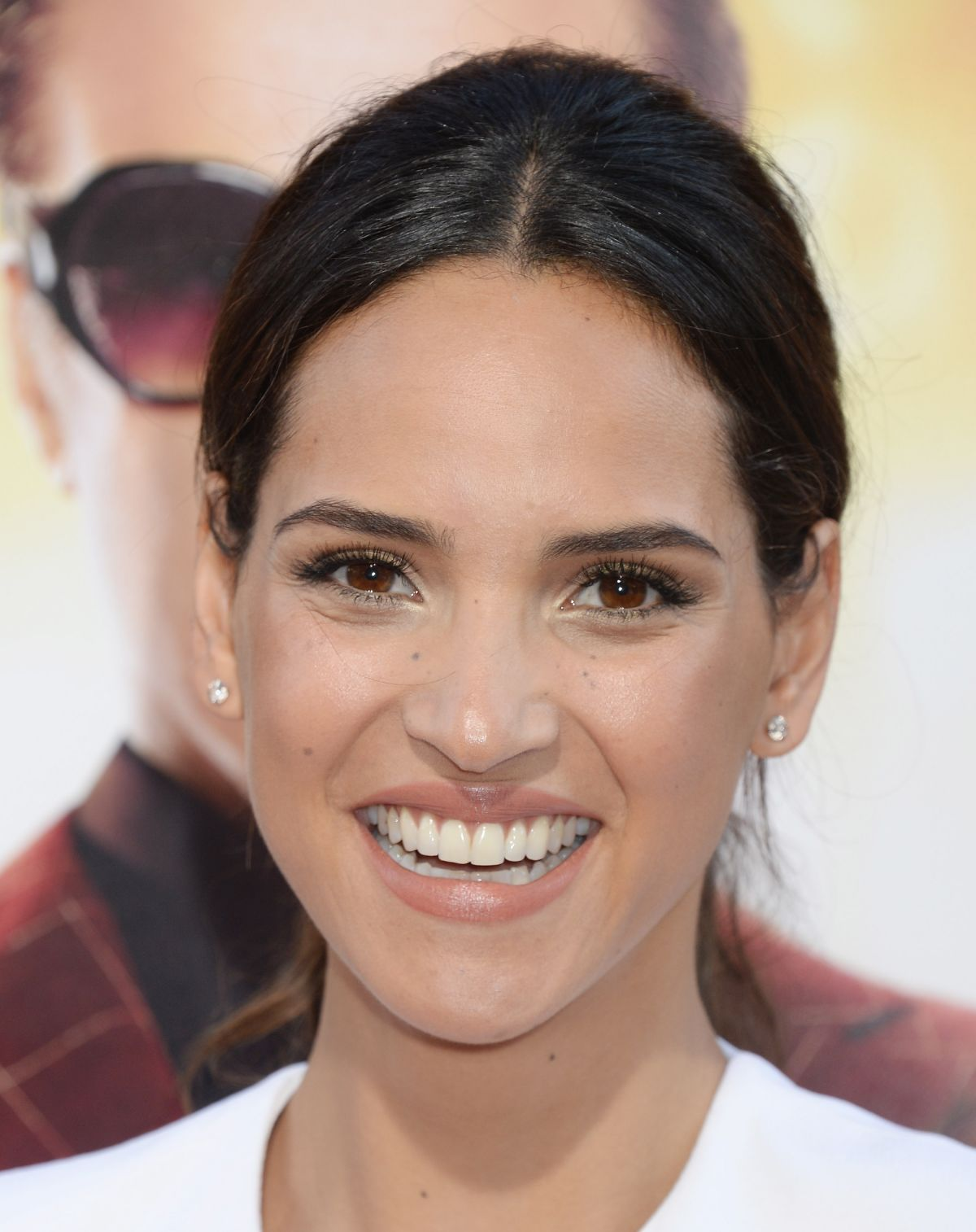 ADRIA ARJONA at The House Premiere in Hollywood 06/26/2017