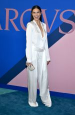 ADRIANA LIMA at CFDA Fashion Awards in New York 06/05/2017