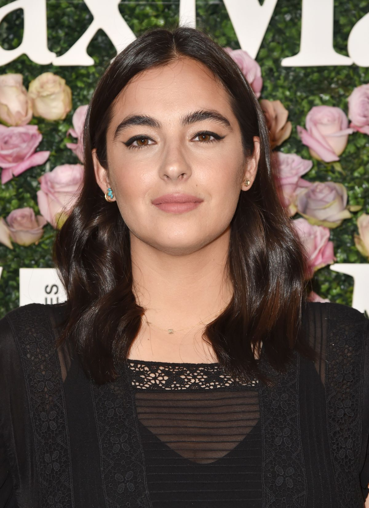 ALANNA MASTERSON at Women in Film Max Mara Face of the Future Reception in Los Angeles 06/12/2017