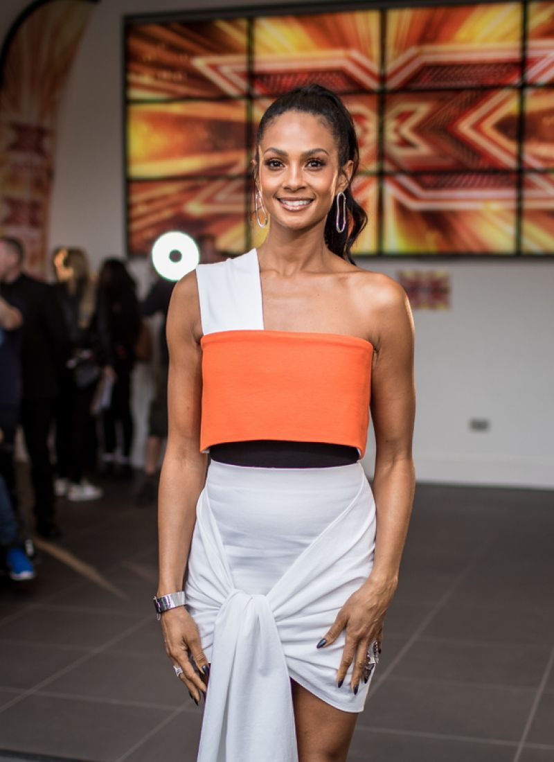 ALESHA DIXON at X Ffactor 2017 Audition 06/24/2017