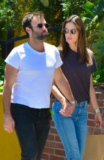 ALESSANDRA AMBROSIO and Jamie Mazur Out in Pacifiy Palisades 06/14/2017