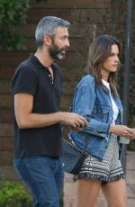 ALESSANDRA AMBROSIO at Soho House in Malibu 06/16/2017
