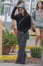 ALEXANDRA DADDARIO Out and About in Marina Del Rey 06/03/2017