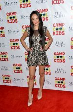 ALEXIS JOY at Camp Cool Kids Premiere in Universal City 06/21/2017