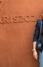 ALICE ISAAZ at 2017 French Tennis Open at Roland Garros in Paris 06/02/2017