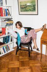 ALISON BRIE for Marie Claire Magazine, June 2017