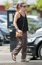 ALISON KING Out and About in Cheshire 06/20/2017