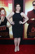 ALLISON TOLMAN at The House Premiere in Hollywood 06/26/2017