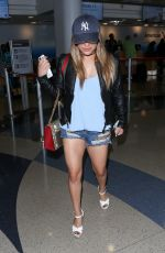 ALLY BROOKE at Los Angeles International Airport 06/08/2017