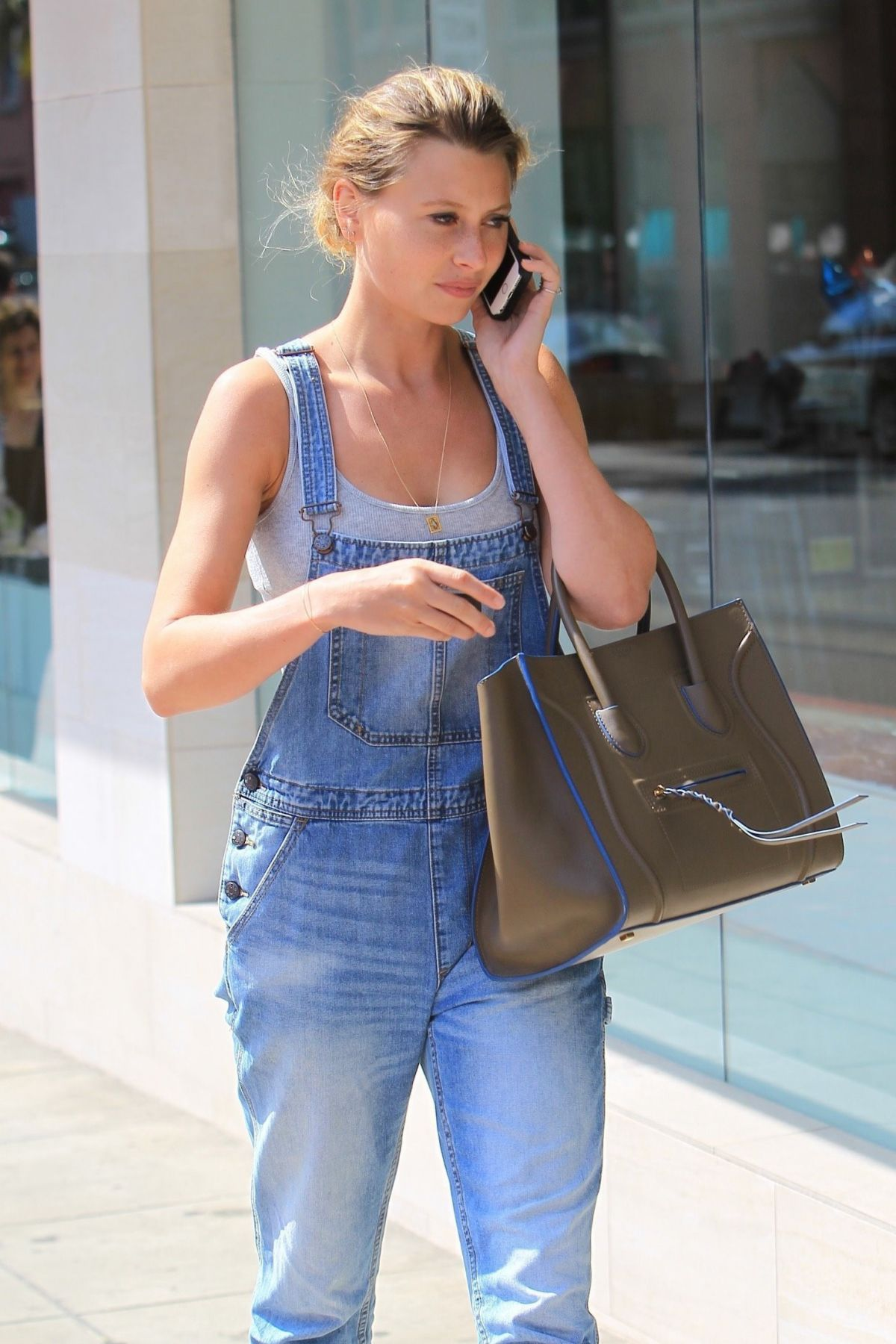 ALY MICHALKA Out Shopping in Beverly Hills 06/23/2017 ...