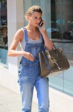 ALY MICHALKA Out Shopping in Beverly Hills 06/23/2017