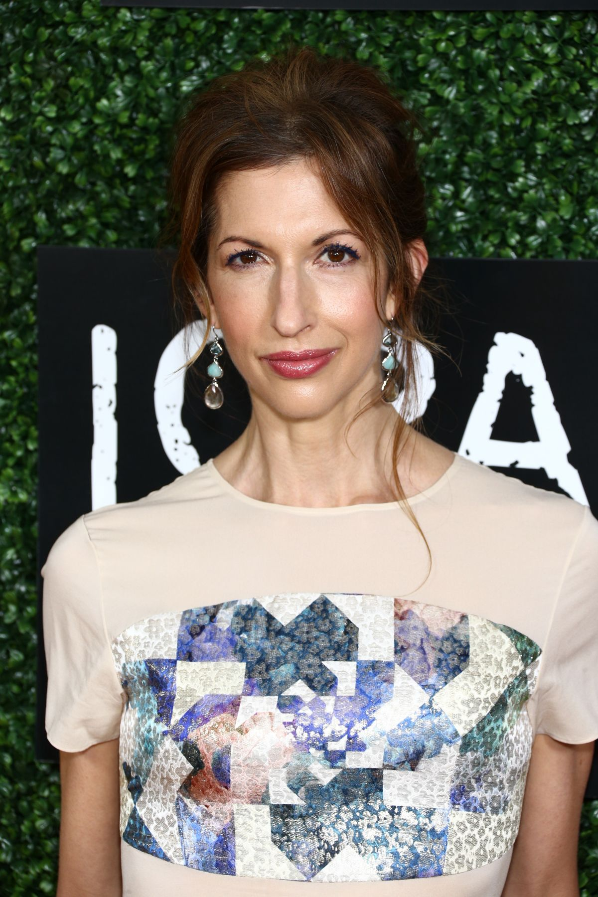 ALYSIA REINER at Orange in the New Black Season 5 Premiere Party in New York 06/09/2017