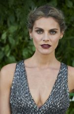 AMAIA SALAMANCA at Patorcelanosa Store Opening in Madrid 06/14/2017