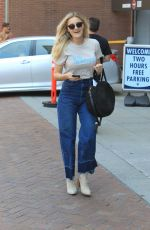 AMANDA AJ MICHALKA Out Shopping in Beverly Hills 06/05/2017