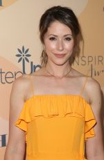 AMANDA CREW at Inspiration Awards in Los Angeles 06/02/2017