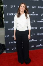 AMANDA PEET at FYC Event for Brockmire and Documentary Now! in Hollywood 05/31/2017