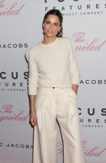 AMANDA PEET at The Beguiled Premiere in New York 06/22/2017