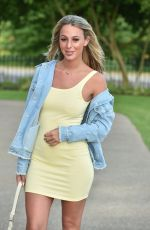 AMBER DOWDING at Liketoknowit App Launch Party in London 06/15/2017